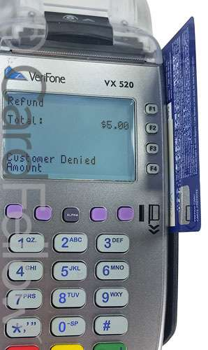 Verifone Vx 520 Not Connecting Aloha Pos Help Manual